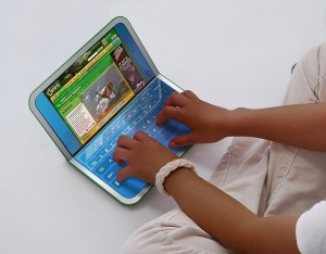 One Laptop Per Child, un'iniziativa di cui scriveremo presto! ;)