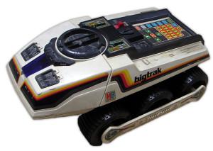 Big Trak, il carro armato giocattolo programmabile in voga negli anni '80